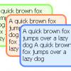 Artikel bebas-Kotak bucu melengkung dengan CSS