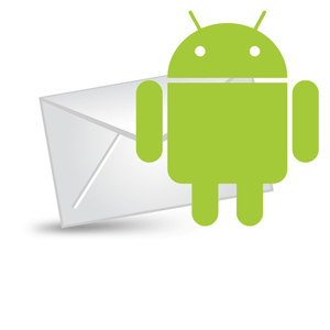Artikel bebas-Konfigurasi klien emel pada pelantar Android